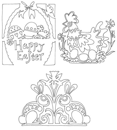 pin easter bunny free patterns and bunny motifs on pinterest easter bunny papercutting motifs paper cuts pinterest