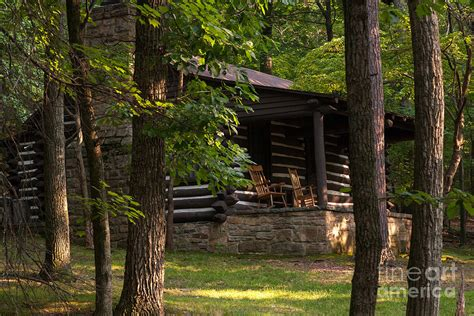 Lost River Cabins by Cabin In The Woods At Lost River State Park In West