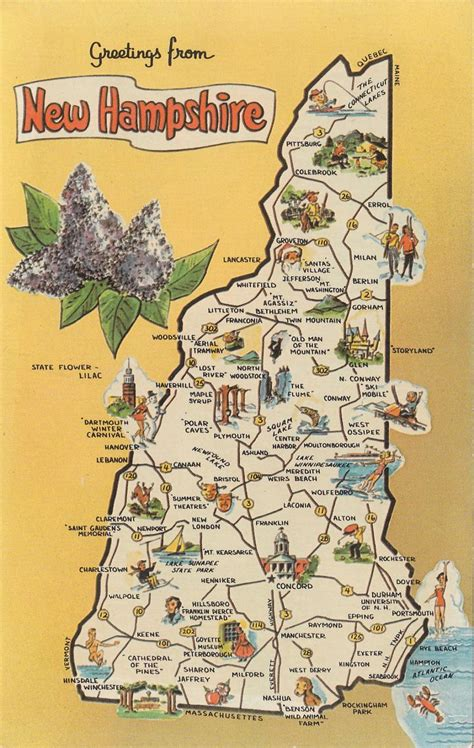 maine new hshire map arkansas map new hshire tourism map arkansas map