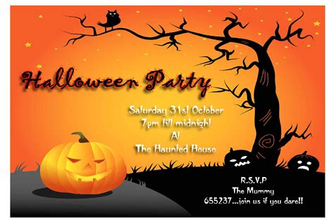 Pumpkin Baby Shower Invitations by 17 Halloween Party Invitations Newlywed Survival