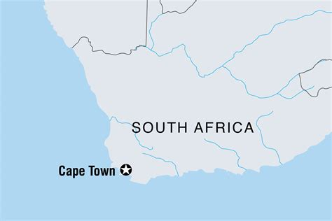 cape town south africa map cape town and winelands intrepid travel us