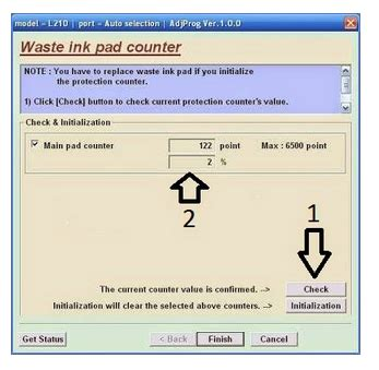 software resetter r230x cara memperbaiki dan memperbaiki epson l110 service