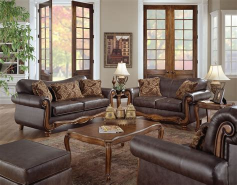 Traditional Chairs For Living Room Traditional Living Room Sets Model Value City Furniture