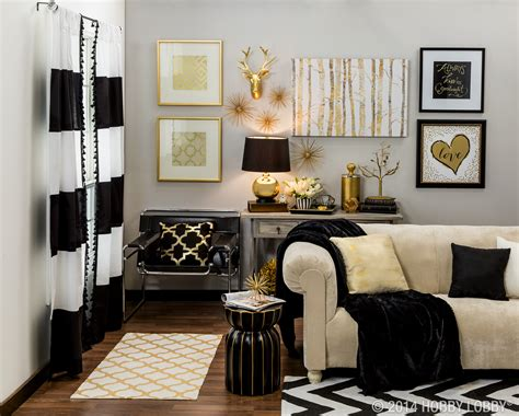 black home decor black and white and gold living room www pixshark com