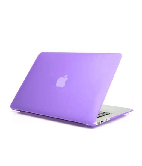 macbook matte purple pindia purple matte finish cover for apple