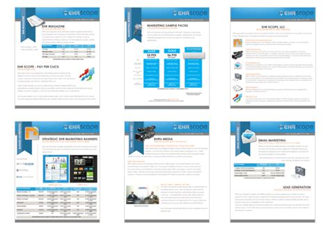 ehr media kit great scott designs