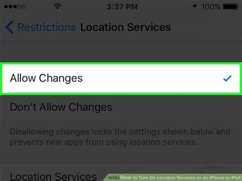 2 simple ways to turn on location services on an iphone or
