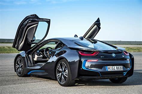 cars bmw i8 bmw i8 production car unveiled at frankfurt motor show