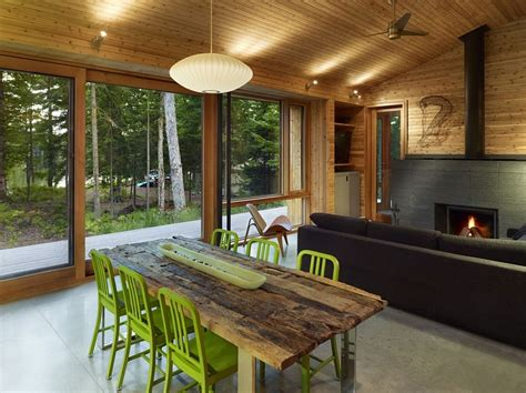 modern cabin design ultra modern cabin blends rustic warmth with modern minimalism