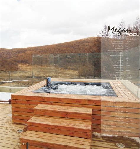 Outdoor Spas And Tubs China 7 Person Outdoor Spa Tub Photos
