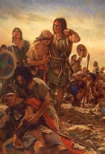 he who fights nathaniel rane books wrapping up the book of mormon the nephite apocalypse