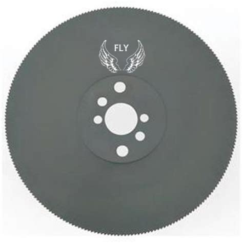 Cold Saw Blade 250mm Fly M2 High Speed Steel