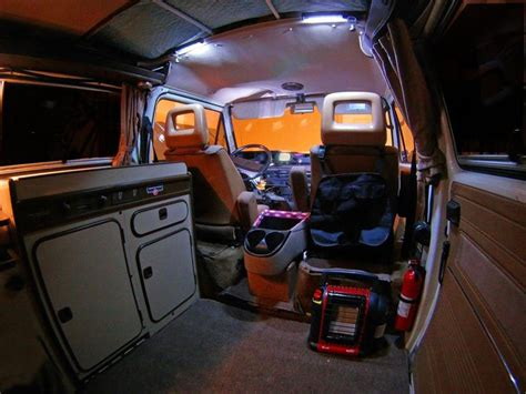 Vanagon Westfalia Interior by 1985 Westfalia Vanagon Interior Wide Angle Vanagon