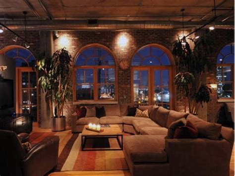 exposed brick apartments 17 best images about lofts for chicago on pinterest