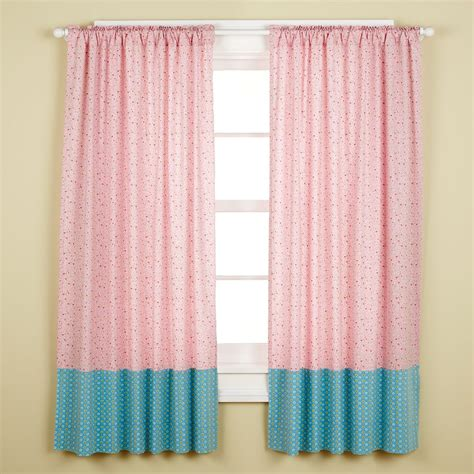 pink and blue curtains the great curtain search caden lane