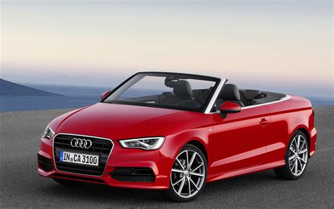 audi  cabriolet  widescreen exotic car pictures