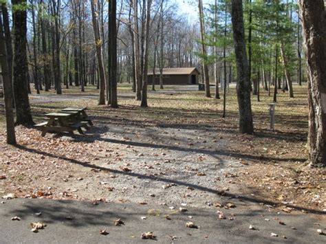 Starve Hollow Cabins by Starve Hollow State Recreation Area Vallonia In Gps