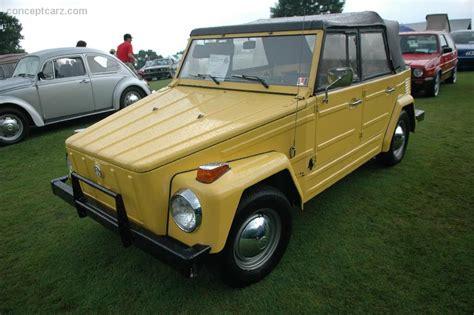 volkswagen type 181 1973 volkswagen type 181 thing image photo 36 of 39