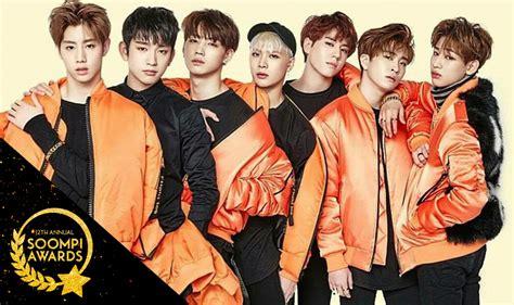 boy groups  rocked  pop   soompi