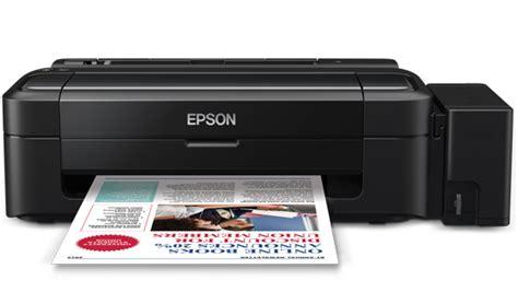 Printer A3 Epson Terbaru Spesifikasi Dan Harga Printer Epson L110 Terbaru Harga Printer
