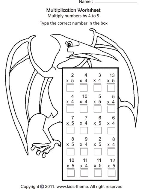 Multiplication Coloring Worksheets Grade 3 Free Rounding Free Math Coloring Pages