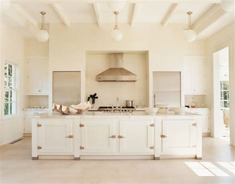 white symmetrical kitchen range with natural wooden kitchen cabinets island shelves cabinetry white walnut