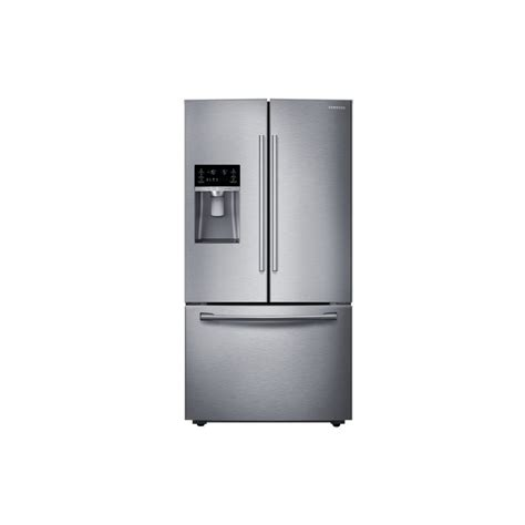 samsung fridge samsung rf23hcedbsr aa 22 5 cu ft door counter depth energy refrigerator with