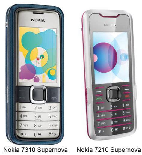 themes nokia supernova 7210 nokia announces four supernova phones tech ticker
