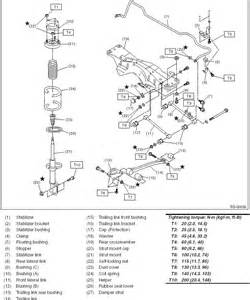 rear suspension exploded view diagram nasioc