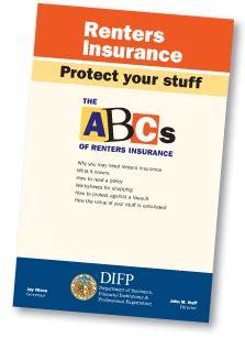 renter s insurance faqs missouri department of insurance