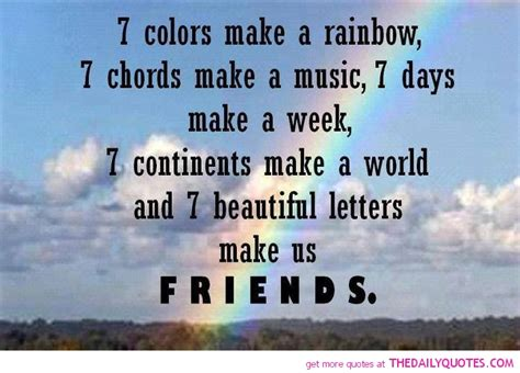 thoughts for friends friendship quotes sayings pictures and images