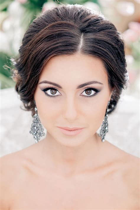 Wedding Hairstyles And Makeup by Gorgeous Wedding Hairstyles And Makeup Ideas The