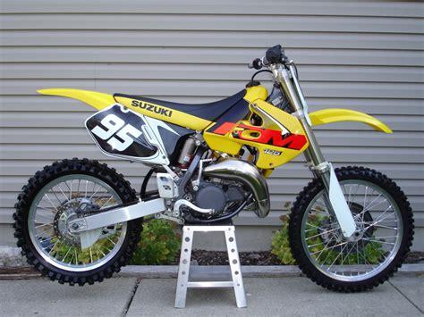 1999 Suzuki Rm125 1999 Suzuki 125 1999 Suzuki Rm125 Suzuki Rm125 Id 282410