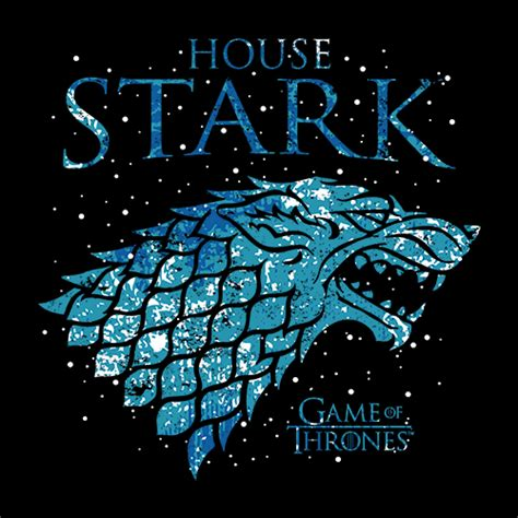 House Of Stark house stark of thrones t shirts redwolf