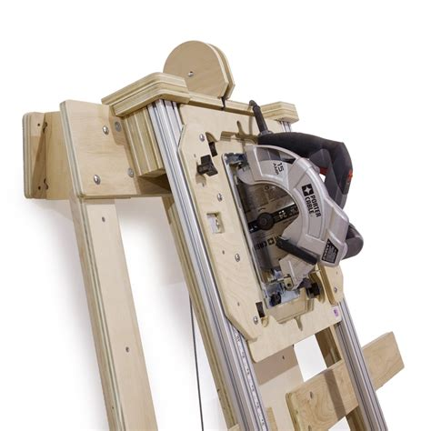 build it yourself woodworking kit deluxe panel saw kit wall mount version build your own