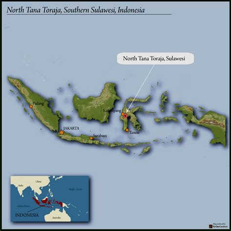 north tana toraja southern sulawesi indonesia royal coffee