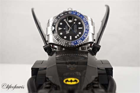 HANDS ON REVIEW: Rolex GMT Master II (116710BLNR) ? Life of a WIS
