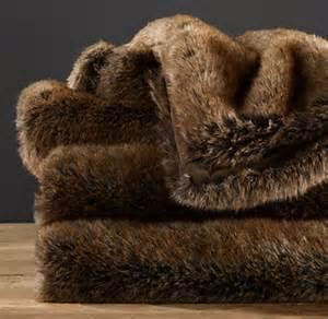 kunstfell decke waschen luxe faux fur blanket coyote