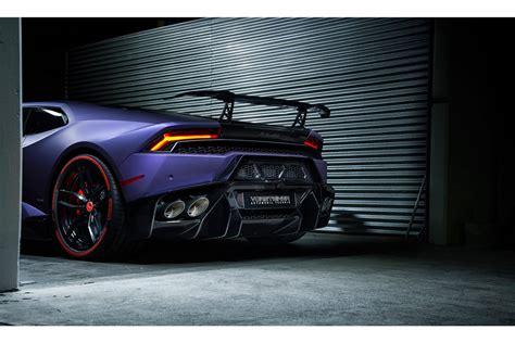 Lamborghini Huracan Kaufen by Vorsteiner Carbon Heckfl 252 Gel F 252 R Lamborghini Huracan