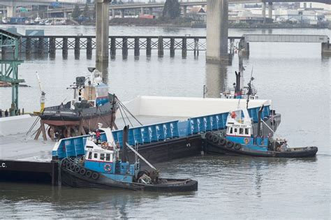 tug boats for sale bc canada ledcor group expands marine division fleet canadian