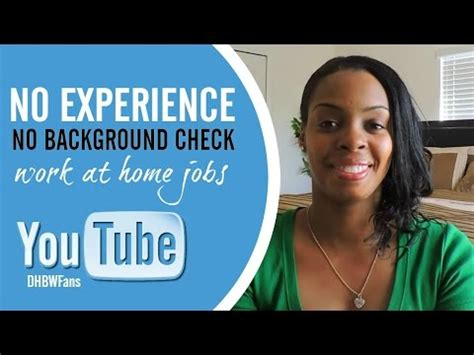 Hiring No Background Check No Experience No Background Check Opportunity