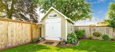 ways  waterproof  wood shed doityourselfcom