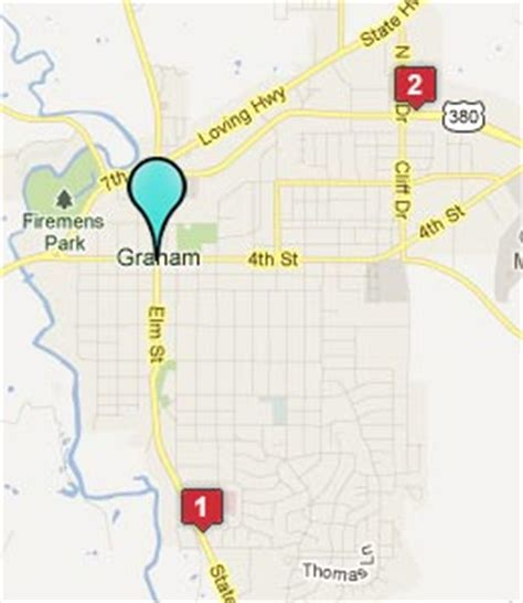 map of graham texas graham texas hotels motels see all discounts