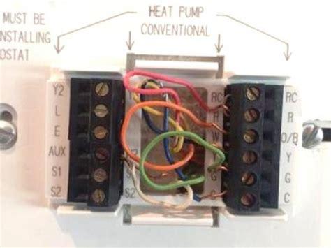 janitrol hpt18 60 thermostat wiring diagram hvac blower