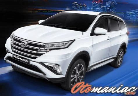 Lu Led Mobil Terios harga all new daihatsu terios 2018 review spesifikasi