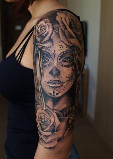 la catrina tattoo bedeutung was steht hinter dem trend