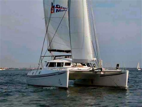 neff yacht sales used 42 foot outremer 42 catamaran 42