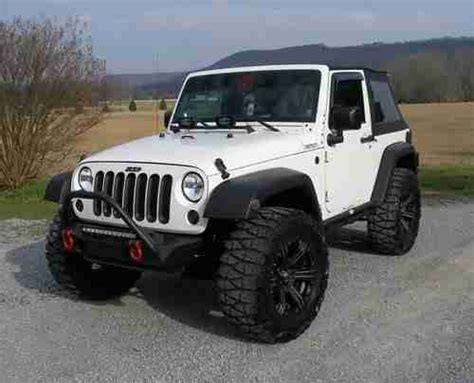 Used Jeep Jk Parts Buy Used Must See 2009 Jeep Jk Wrangler 8k