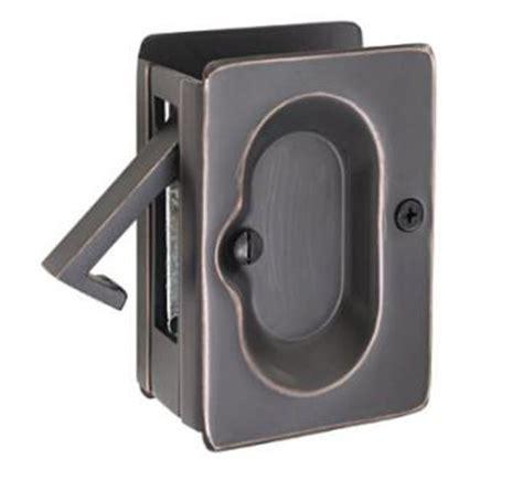 emtek 2101 passage pocket door lock emtek gt pocket door