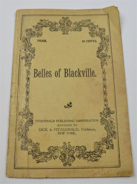 fifteen one act plays vintage belles of blackville one act play script antique 1897